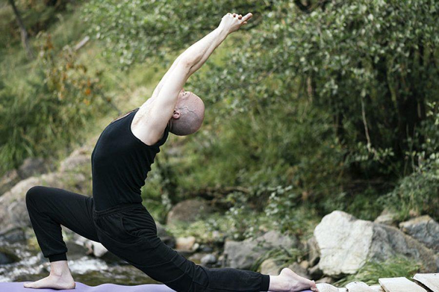 Yoga u prirodi