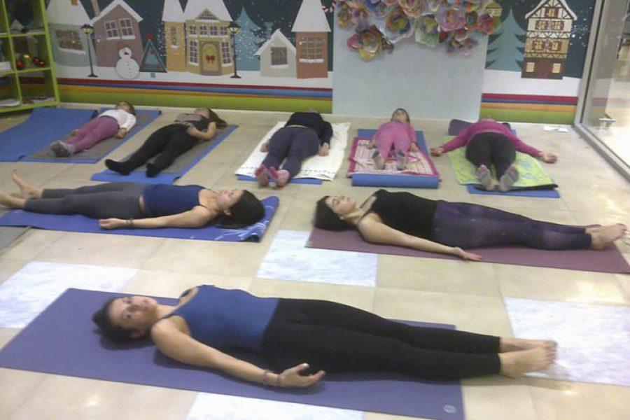 Wabi Sabi joga u Sensa gradu sreće