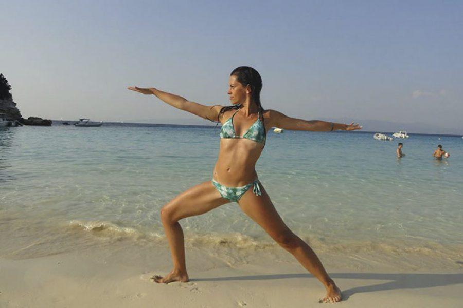 Yoga i jedrenje