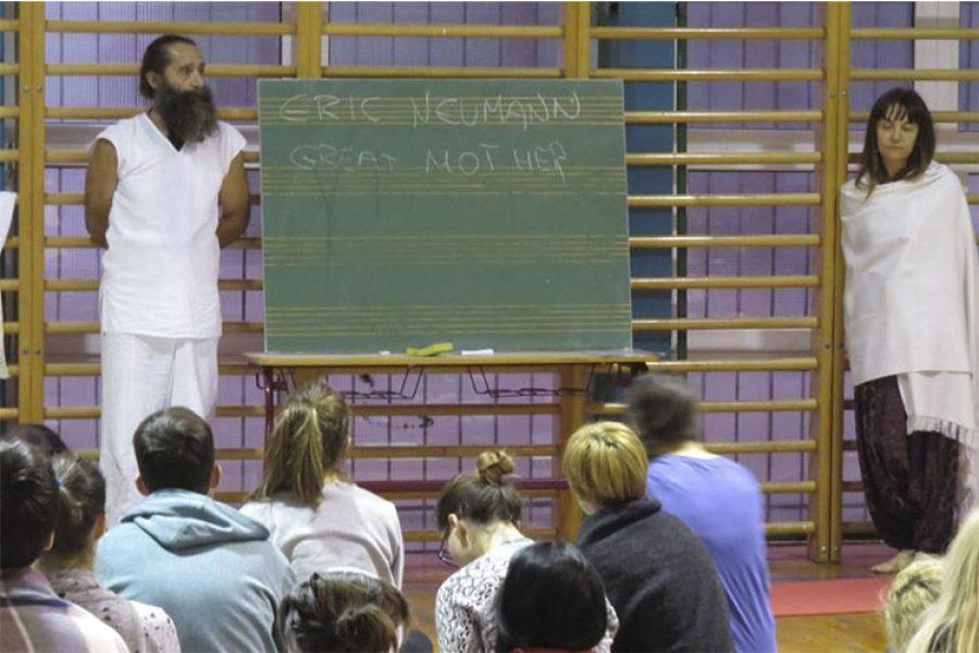 Kundalini seminar-Valter Tirak Rutta