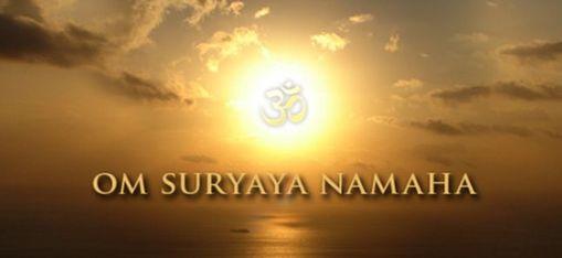 Surja Namaskara – Pozdrav Suncu