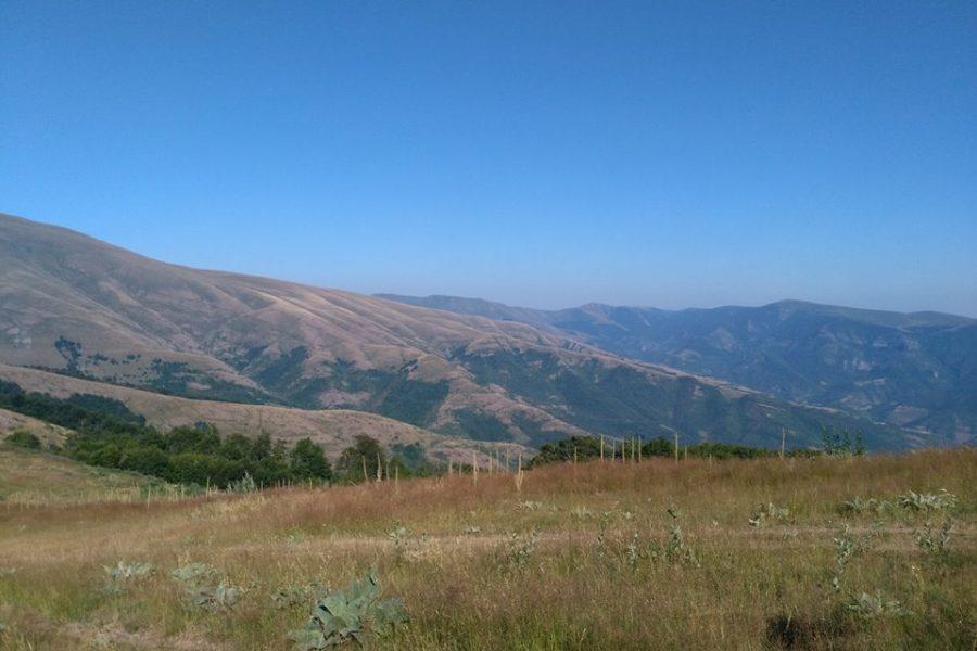 Joga na Staroj planini